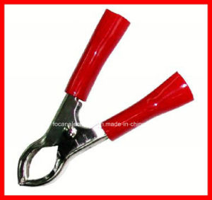 10A, 15A, 20A, 30A, 50A, 80A Alligator Clip, Crocodile Clamp, Battery Booster pictures & photos