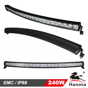 Hanma New! Hml-BCS1240X CREE Curved LED Light Bar