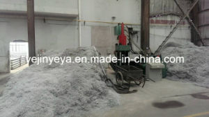 Automatic Aluminum Scrap Briquetting Press Line with ISO pictures & photos