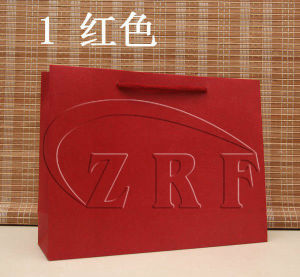 Paper Handle Shopping Bag pictures & photos