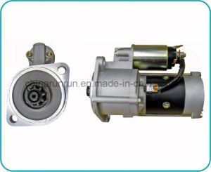 Starter Motor for Isuzu C240 (5811000991 12V 2.2kw 9T) pictures & photos
