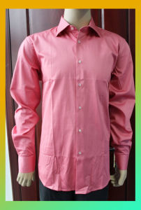 Cotton & Spandex Plain Fabric for Shirt (JM-10802)
