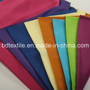 150 Denier 100% Polyester Plain Dyed Bedding Sheet Fabric pictures & photos