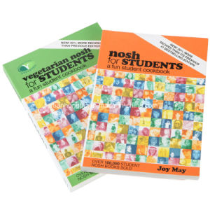 Custom Soft Cover Students Notebook Printing pictures & photos