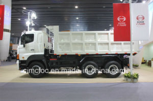 6*4 Hino Heavy Duty Tipper pictures & photos