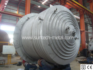 316L Stainless Steel Reactor with Half Pipe - Reactor (P012) pictures & photos