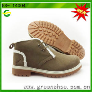 Best Selling Cheap Light Boots for Ladies and Kids pictures & photos