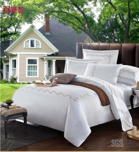 5 Stars Luxury Hotel Duvet Cover Sets pictures & photos