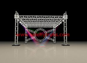 Exhibition Truss, Booth Truss Design (RY015) pictures & photos