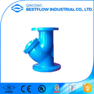 High Quality Dn50-Dn1600 ANSI Cast Iron Y Basket Strainer pictures & photos