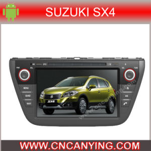 Pure Android 4.4 Car DVD Player for Suzuki Sx4 2013- A9 CPU Capacitive Touch Screen GPS Bluetooth (AD-S013)