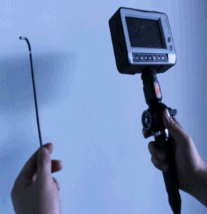 2.4mm Industrial Video Boroscope with 2-Way Articulation, 1.2m Testing Cable pictures & photos