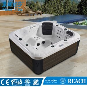 Monalisa Two Lying Seats Jacuzzi Whirlpool Massage SPA (M-3391) pictures & photos