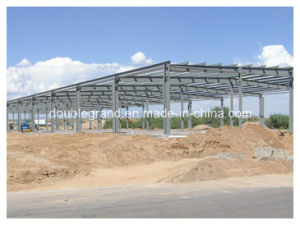 H Section Light Steel Structure Warehouse pictures & photos