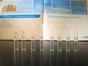 2ml High Quality Clear Ampoule Low Borosilicate Glass pictures & photos