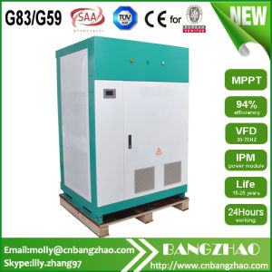 250kw Big Power High Voltage 600V Inverter with 3 Phase Output for Hybrid System pictures & photos