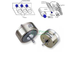Coil Winding Components Hysteresis Brake Magnetic Brake (hysteresis torque clutch brake)
