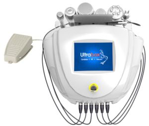 Cavitation Skin Tightening Wrinkle Removal Fat Reduction Slimming Machine pictures & photos