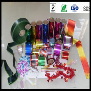 Metallic PVC Film Metalized PVC Film pictures & photos