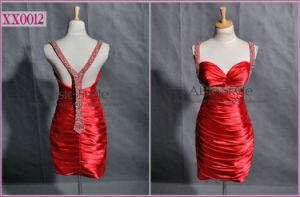 Women Fashion Sweetheart Cocktail Dress (XX0012)