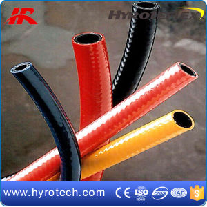 Colorful PVC Clear Hose From Factory with High Quality pictures & photos