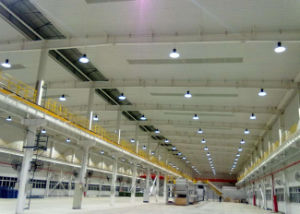 Epistar Chip IP65 Waterproof 250W COB LED Highbay Light Industrial Lighting pictures & photos