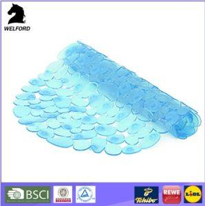 Non Slip Bath Shower Mat Strong Suction PVC Anti Slip pictures & photos