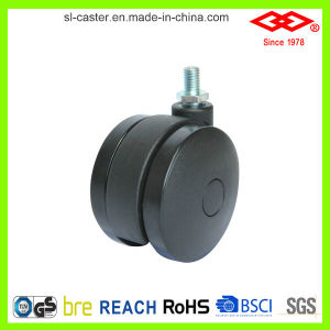 Threaded Stem Furniture Caster (L551-20B075X62D) pictures & photos