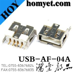 USB Jack for Electric Accessories (USB-AF-04A) pictures & photos