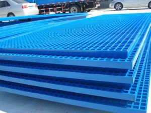 China FRP/GRP Mould Grating, Fiberglass Grating - China FRP, Fiberglass pictures & photos