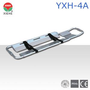 Yxh-4A Aluminum Alloy Spade Stretcher