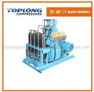 Oil Free High Pressure Oxygen Compressor Nitrogen Compressor Booster (Gow-30/4-150CE Approval) pictures & photos