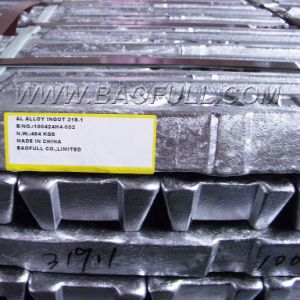 Al Alloy Ingot pictures & photos
