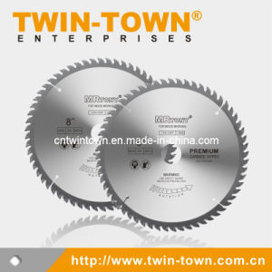 Thin-Kerf Woodworking TCT Saw Blade