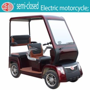 Huajiang The Four Round Urban Leisure electric Car pictures & photos
