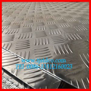 Aluminium Tread Plate (1100 1050 3003 5754 6063) pictures & photos