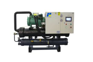Water Cooled Screw Compressor Glycol Chiller pictures & photos