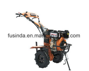 7HP Diesel Power Tiller Rotary Cultivator pictures & photos
