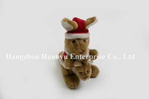 Factory Supply Baby Stuffed Kangaroo Toy pictures & photos