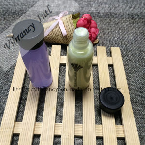 High Quality Hotel 40ml Bottle Black Cap Disposable Hotel Shampoo pictures & photos