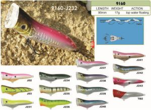 Rapture Top Factory′s Cheap Price --- High Quality Made Custom Hard Plastic Fishing Crankbait - Wobbler - Minnow- Popper Fishing Lure pictures & photos