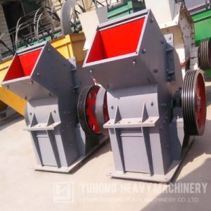Yuhong Ce Approved Small Stone Crusher/ Small Mobile Hammer Crusher pictures & photos