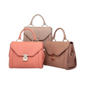 PU Lady Designer Fashion Handbag Women Tote Hand Bag (MBNO041007) pictures & photos