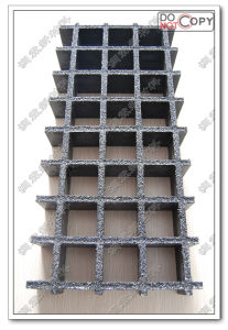 Plastic Molded Fiberglass Grating