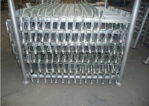 Hot DIP Galvanized Kwikstage Scaffolding Standard for Sale pictures & photos