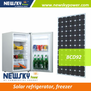 Solar AC 110V 240V DC12V 24V Fridge Refrigerator pictures & photos