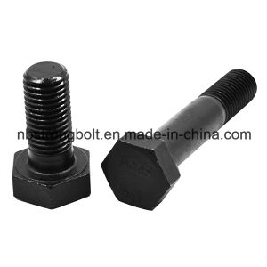 Hex Heavy Structual Bolt with ASTM A325, A490 pictures & photos