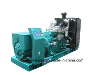 40kw/50kVA Yuchai Diesel Marine Generator Set for Sale pictures & photos