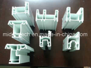 PVC Window Profile Extrusion and Production Line pictures & photos
