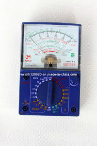 Analog Multimeter 473